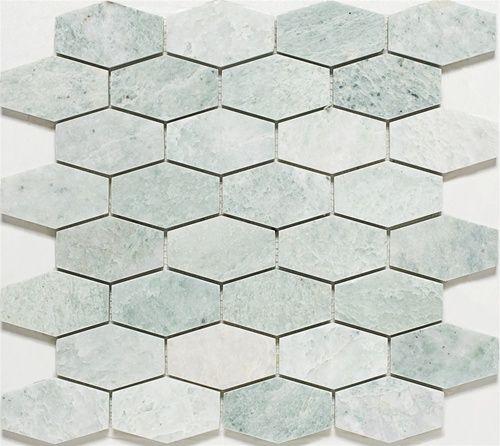Mosaic Tile Stone Metro Oblong