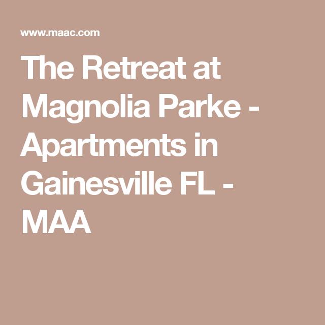 The Retreat At Magnolia Parke