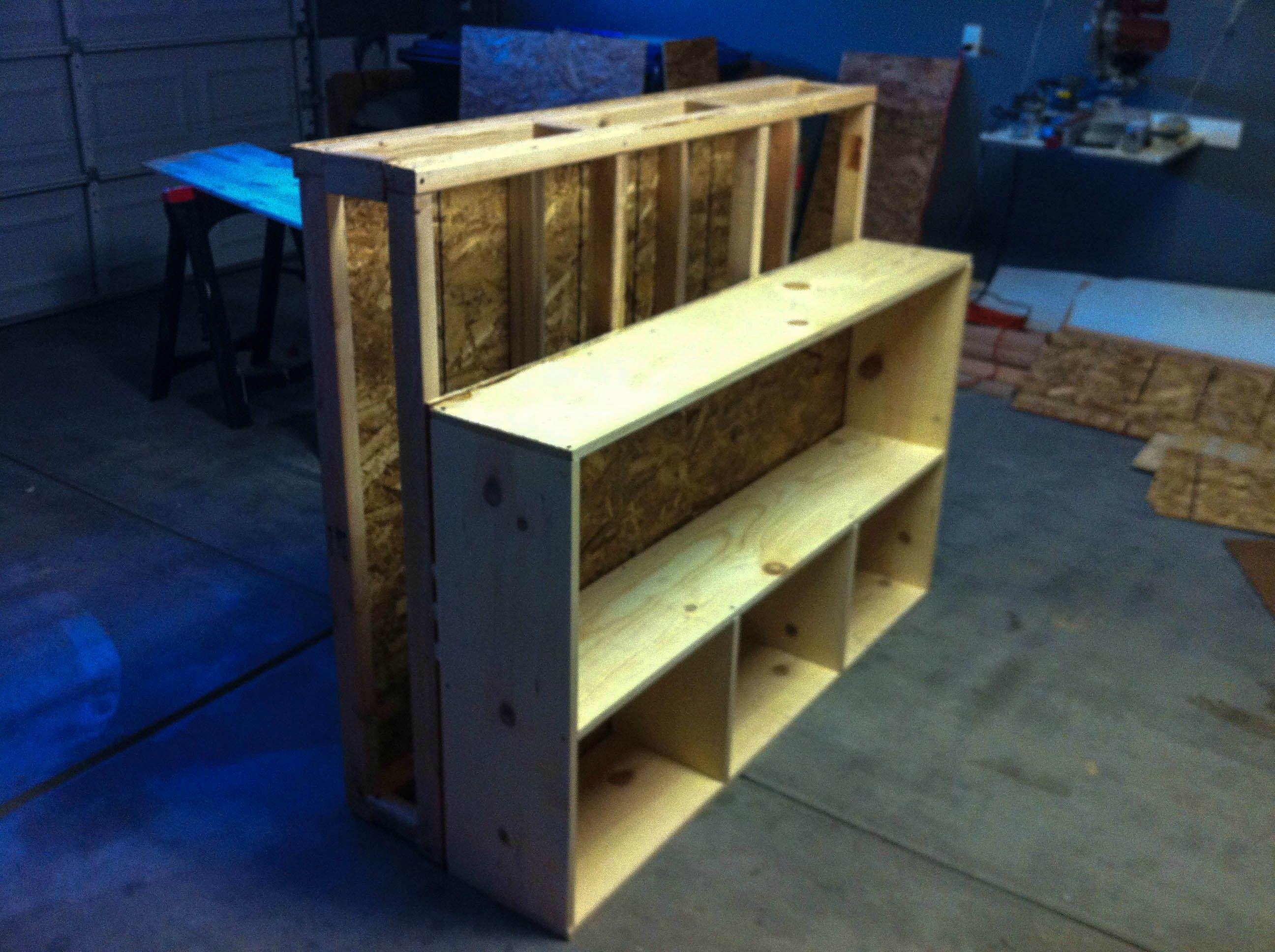 DIY Bar U0026 Accent Wall. Basement Bar PlansWet ...