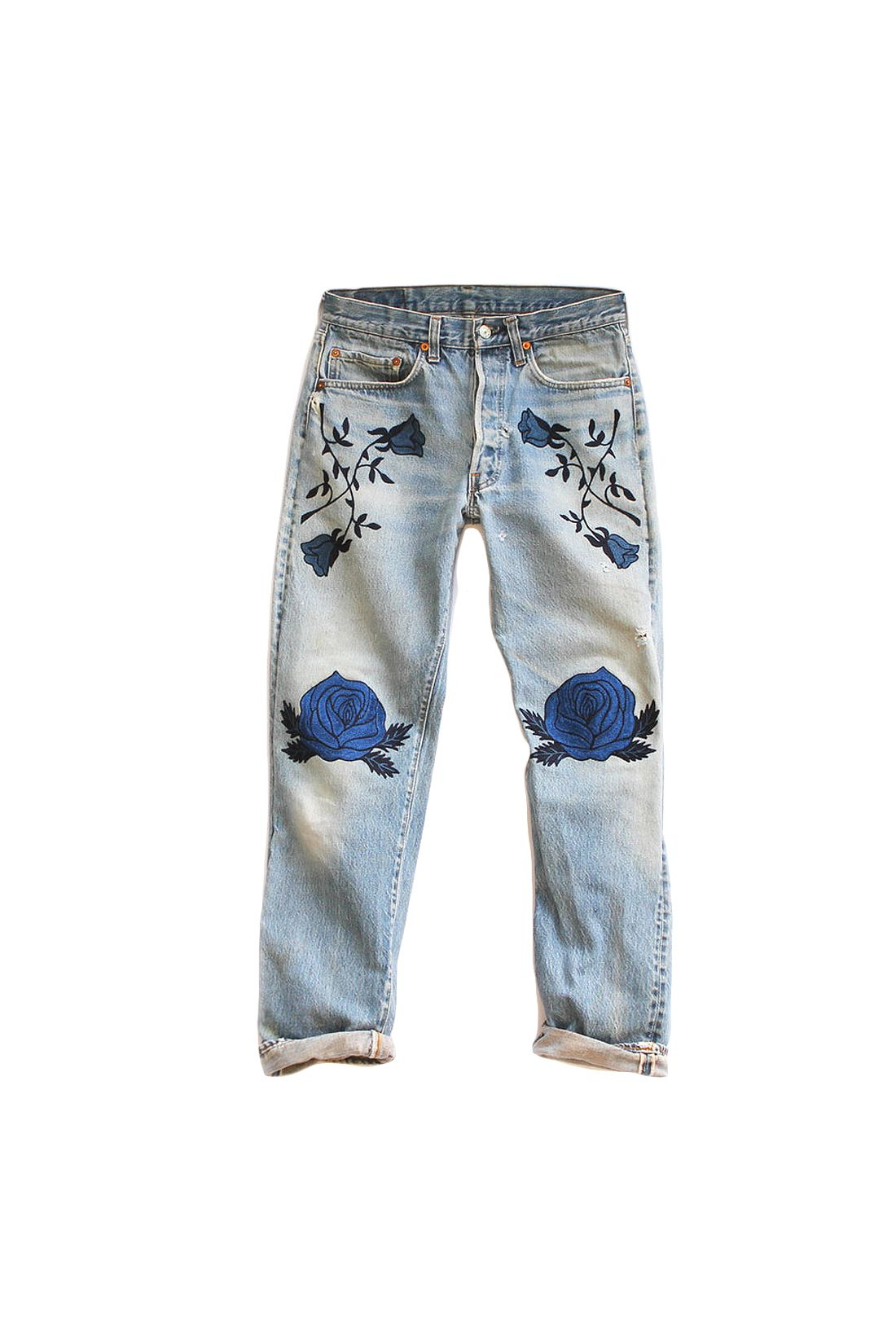 Buy the Best: Embellished Jeans - Gallery - Style.com