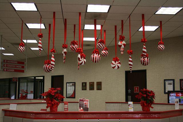 Extra Large Hanging Christmas Decorations | Christmas decor ...