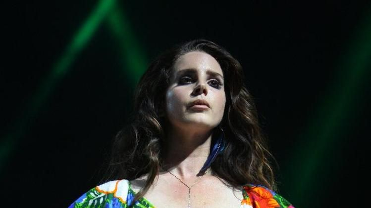 Lana Del Rey performs at the 2014 Coachella Music and Arts Festival on Sunday, April 20, 2014, in Indio, Calif. (Photo by Zach Cordner/Invision/AP)
