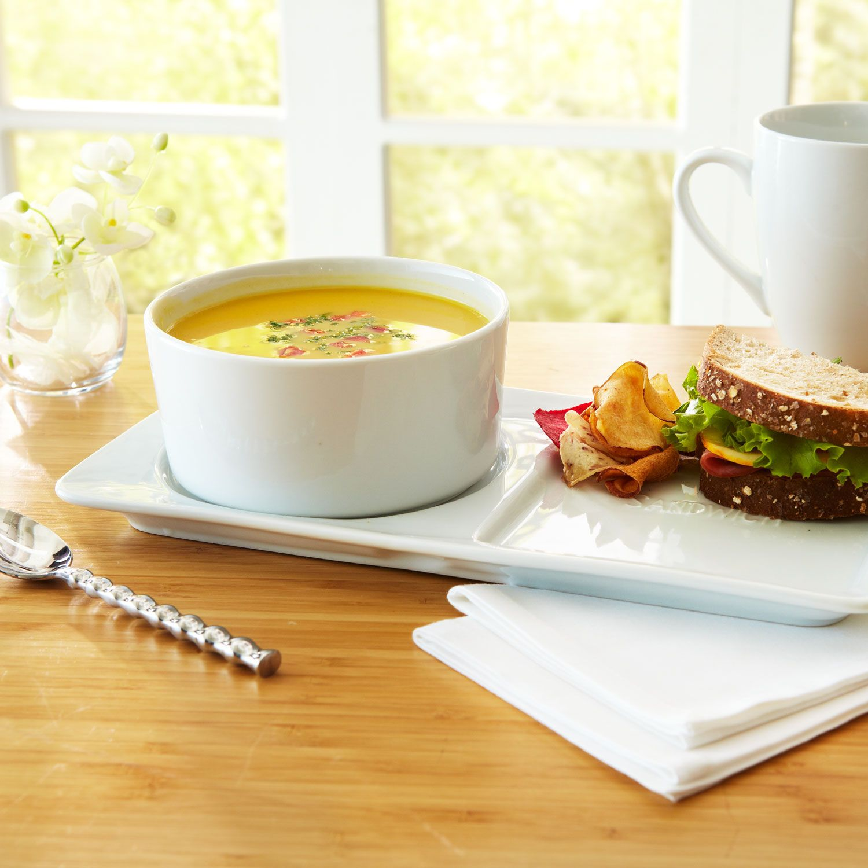 Soup Bowl \u0026 Sandwich Plate Set $14.95/each & Soup Bowl \u0026 Sandwich Plate Set $14.95/each | Food -- Tableware and ...