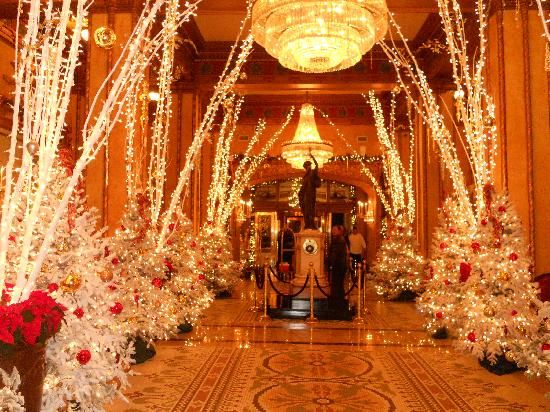 Christmas At The Roosevet Hotel New Orleans 2020 The Roosevelt New Orleans, A Waldorf Astoria Hotel   Louisiana