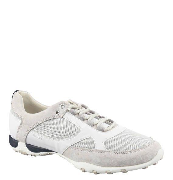 36649d02c013 GEOX  Sneaker  Freccia  A  ,  Leder,  Mesh,  atmungsaktiv Die ...
