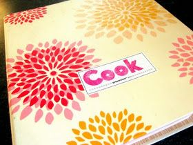 Recipe binder... Add it to the to do list