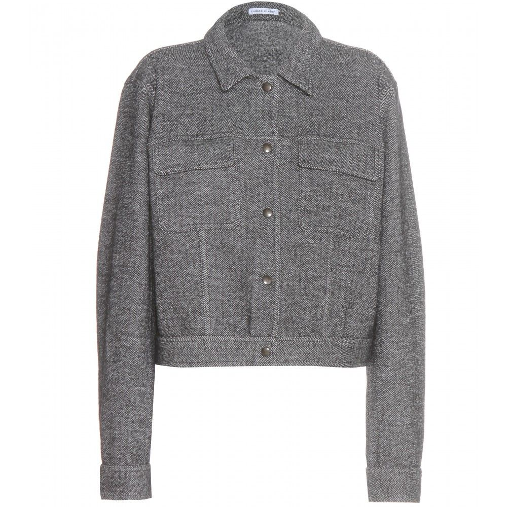 Tomas Maier - Cotton and wool-blend jacket - mytheresa.com, $874, 58/42 cotton/wool