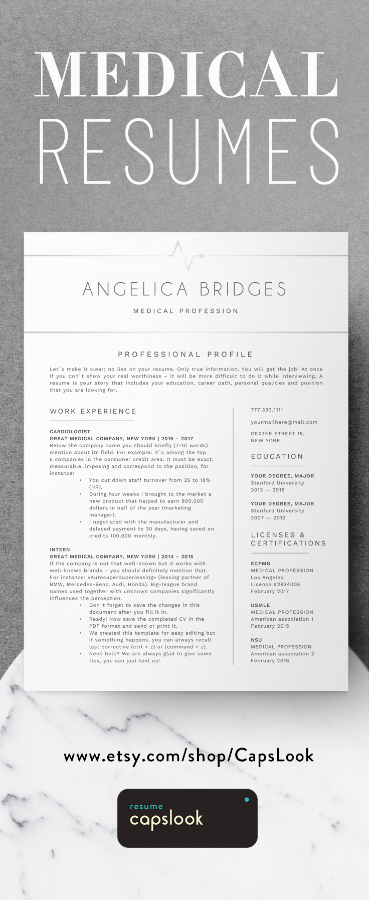 registered nurse resume template word medical cv nurse cv template