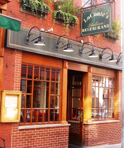 Lo Contes 114 Salem St North End Boston Favorite Places