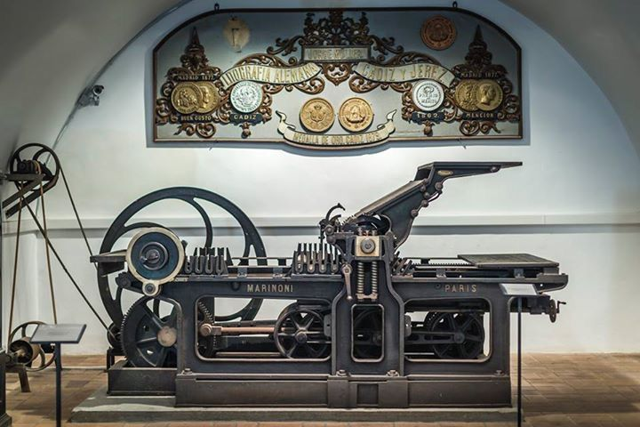 Museo litográfico. Cadiz