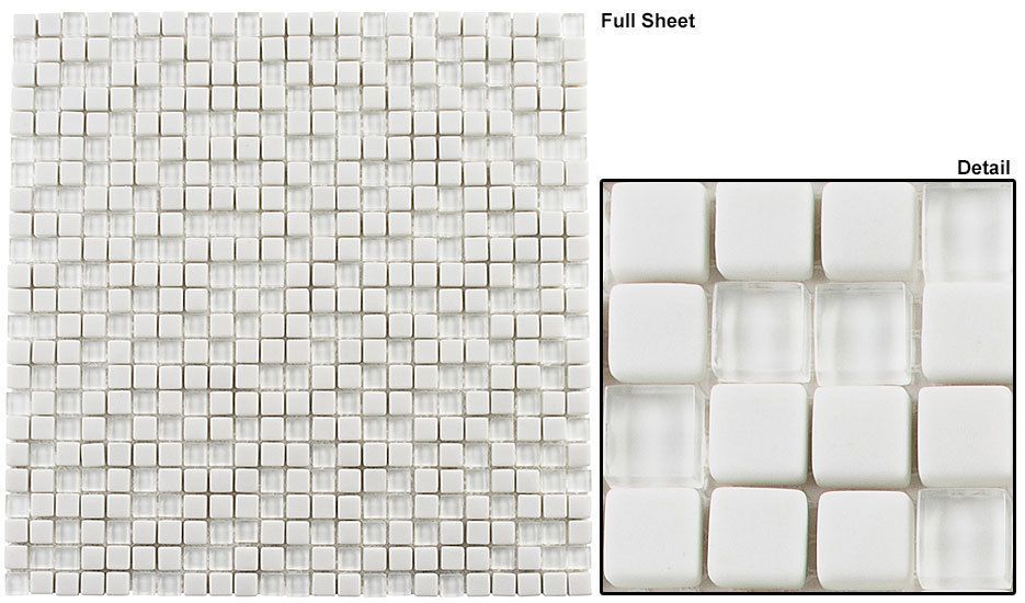 Morning Gl Stone Tile Quiet White Mrng971 Free Shipping