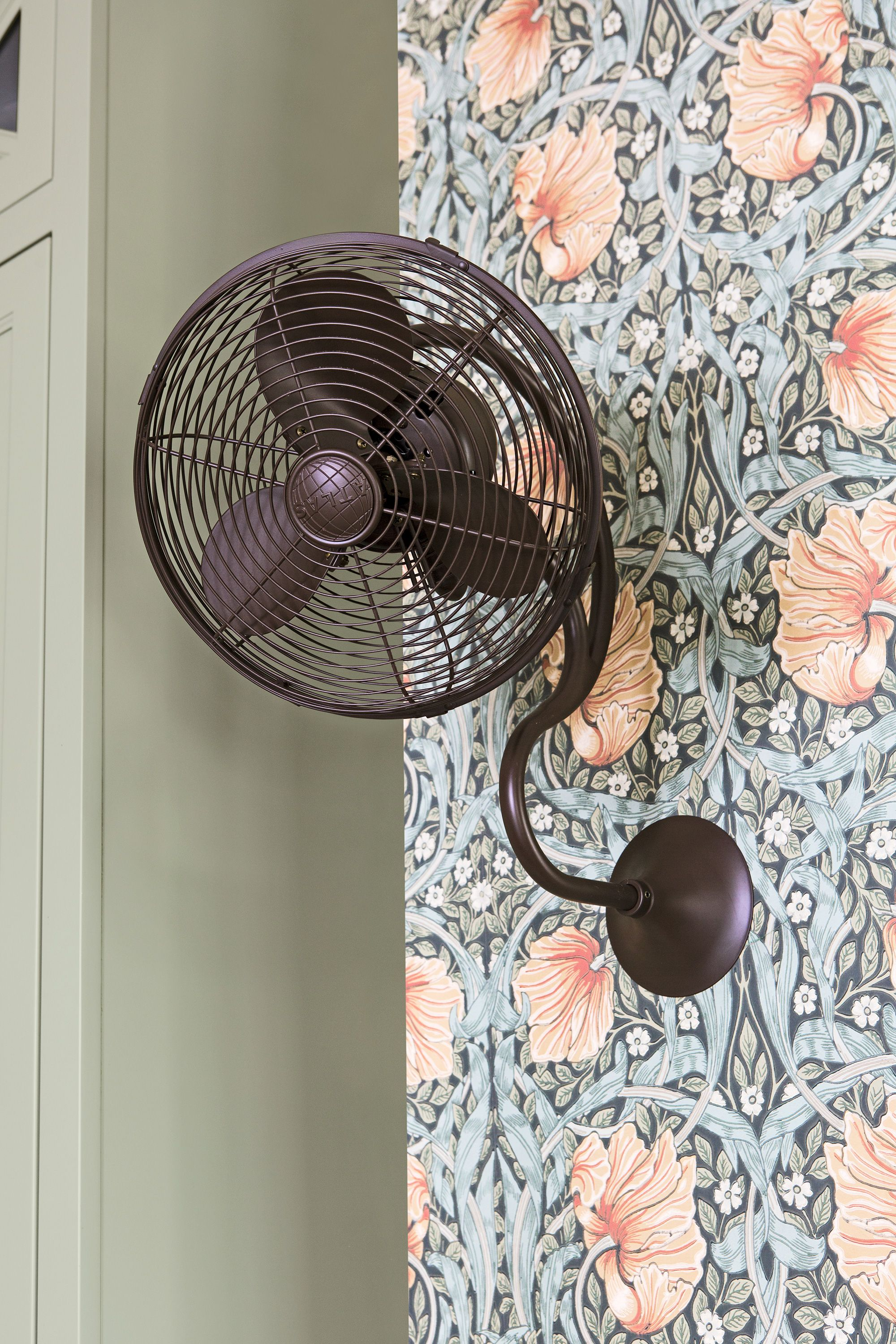 Before And After A Kitchen Well Done Wall Mounted Fan Low Ceiling Fans Kitchen Fan
