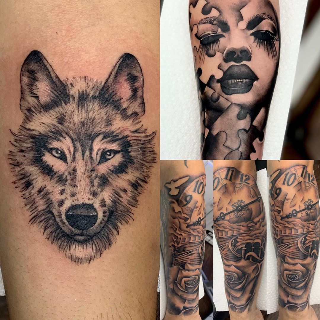 INKTENZE TATTOO🔥 💥Check us out 💥 💉Tattoos & piercings