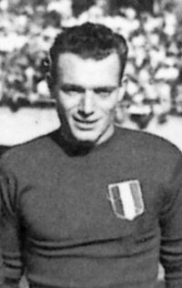 Mario Rigamonti, 19451949. League 140 appearances, 1 goal.