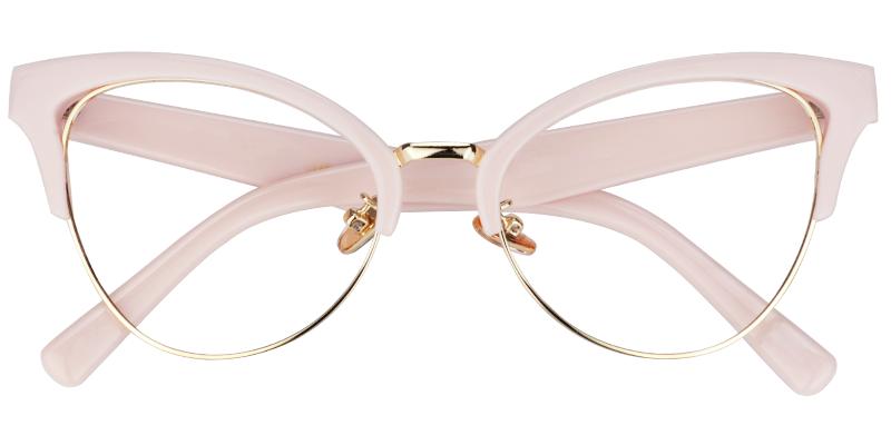 5addd6abad Charlene Browline Pink Glasses FX0819-02 in 2019