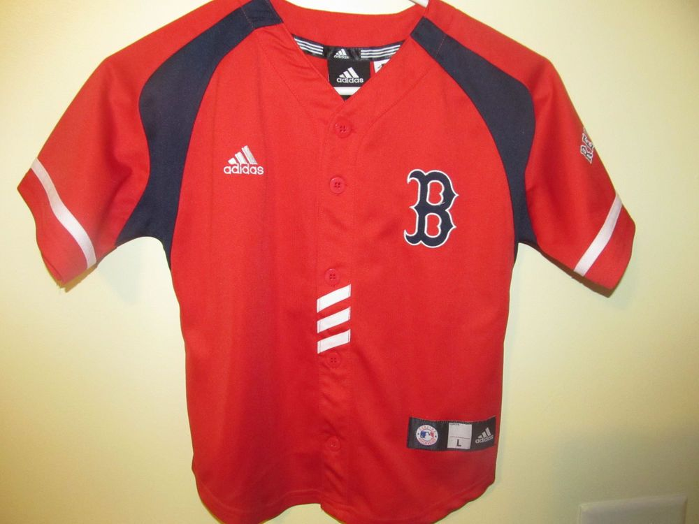 super popular 05880 5fabf Dustin Pedroia - Boston Red Sox jersey - Adidas Boys 7 ...