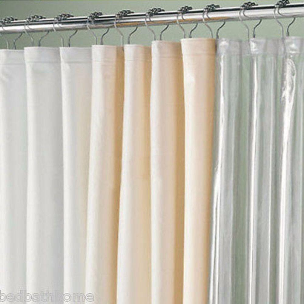 Extra Wide 108 Vinyl Shower Curtain Liner Vinyl Shower Curtains
