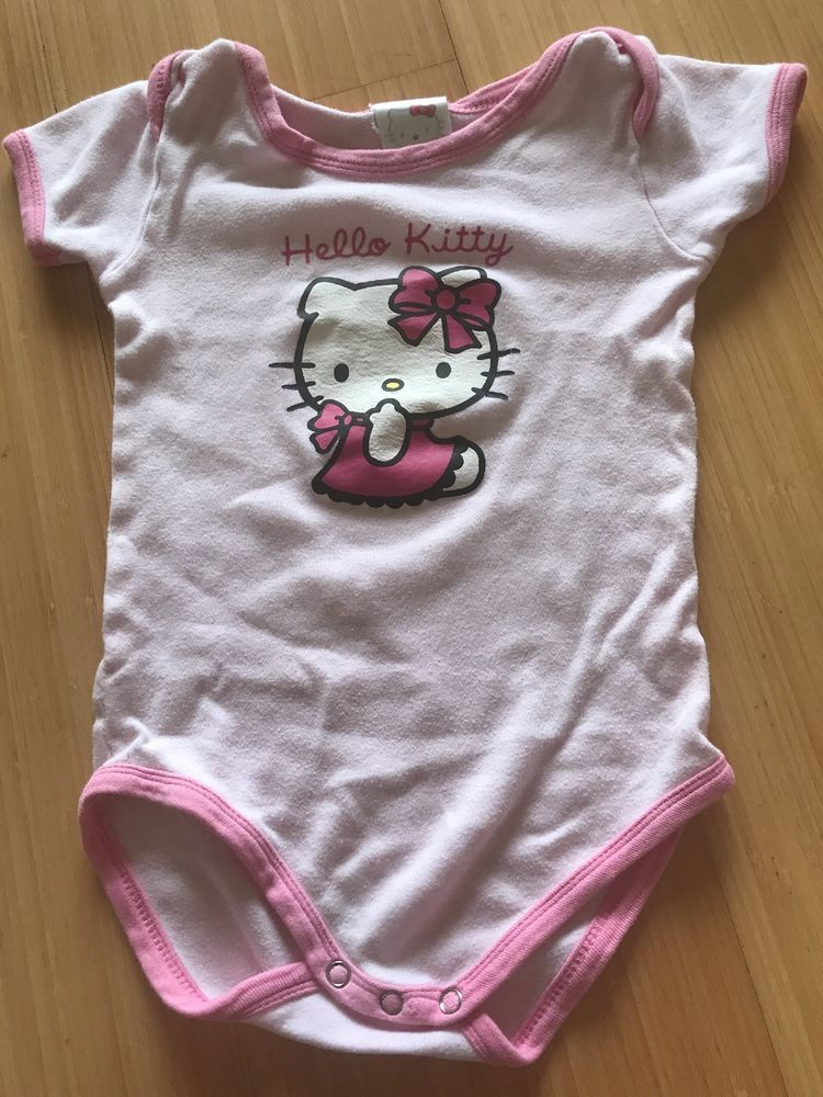 a666d4458 Sanrio Hello Kitty Top Bodysuit 18 Months prompt shipping #fashion  #clothing #shoes #accessories #babytoddlerclothing #girlsclothingnewborn5t  (ebay link)