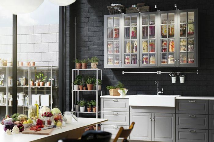 20 IKEA Küchen Ideen - die neusten Trends 2016 | Küche | Pinterest ...