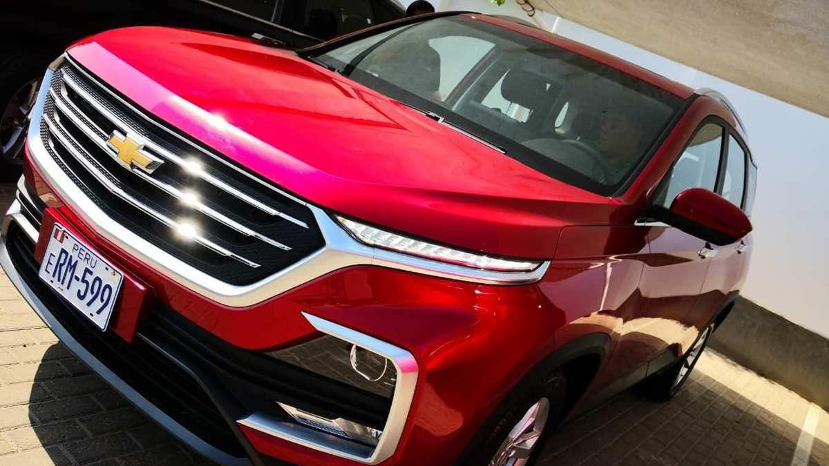 Chevrolet Ecuador 2020 Concept in 2020 Chevrolet captiva