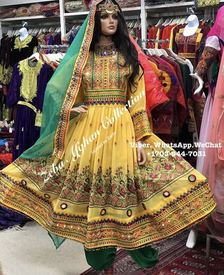 0cf53abfe0 #afghan #culture #dresses #traditional #womensfashion #clothing #afghanistan