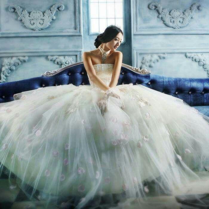 Pin by Yin on Dress Wedding | Pinterest | Wedding