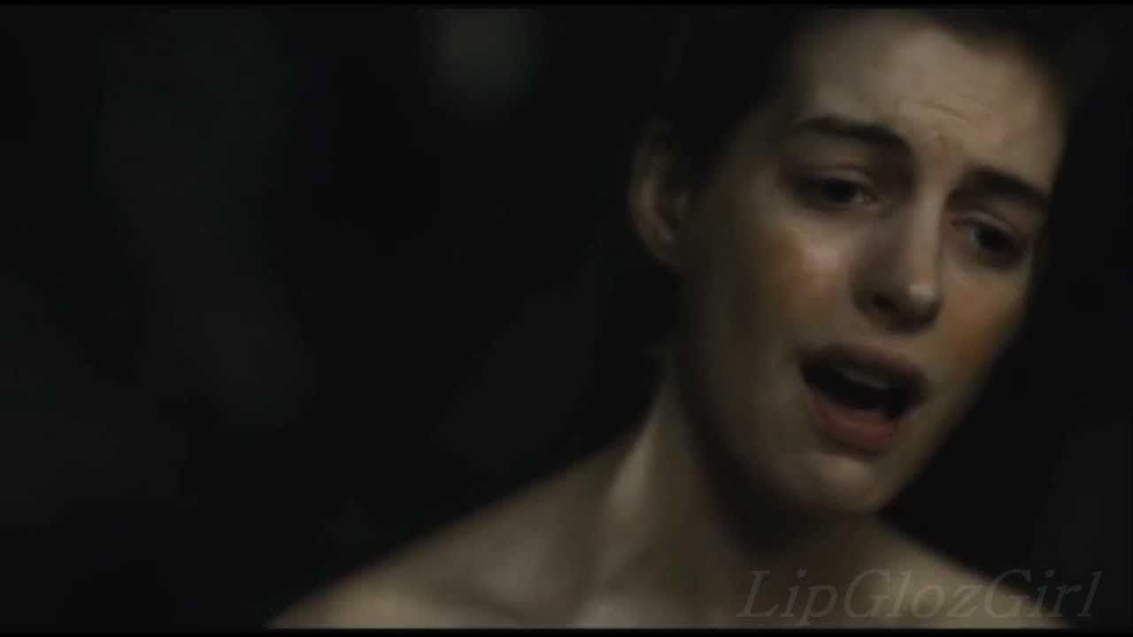 I Dreamed A Dream Full Scene Anne Hathaway Les Miserables