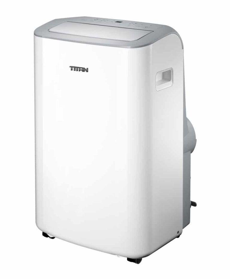 Titan Tt Acp10c01 10000btu Portable Air Conditioner