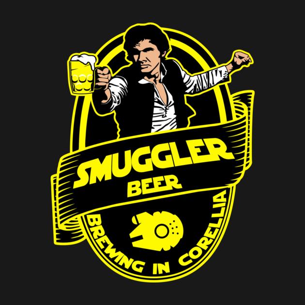 Smuggler beer