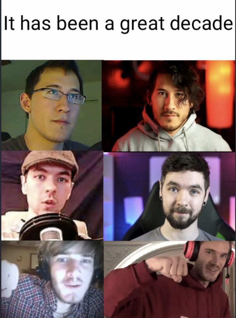 Trinity Of Youtube Gamers Markiplier Jacksepticeye Pewdiepie Pewdiepie Memes Markiplier