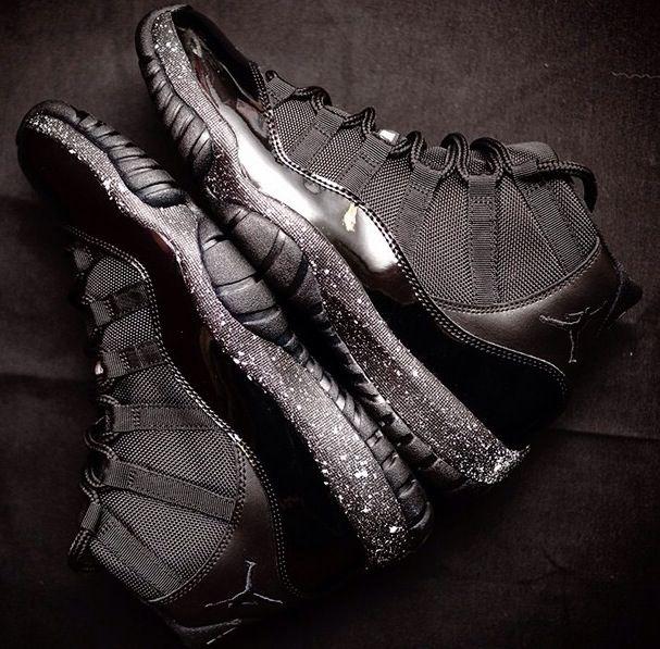 Oreos. Air Jordan XI        / pinterest : Mxnica_s