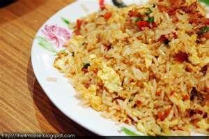 Awesome Yangzhou fried rice recipe.....it's a spicy fried rice