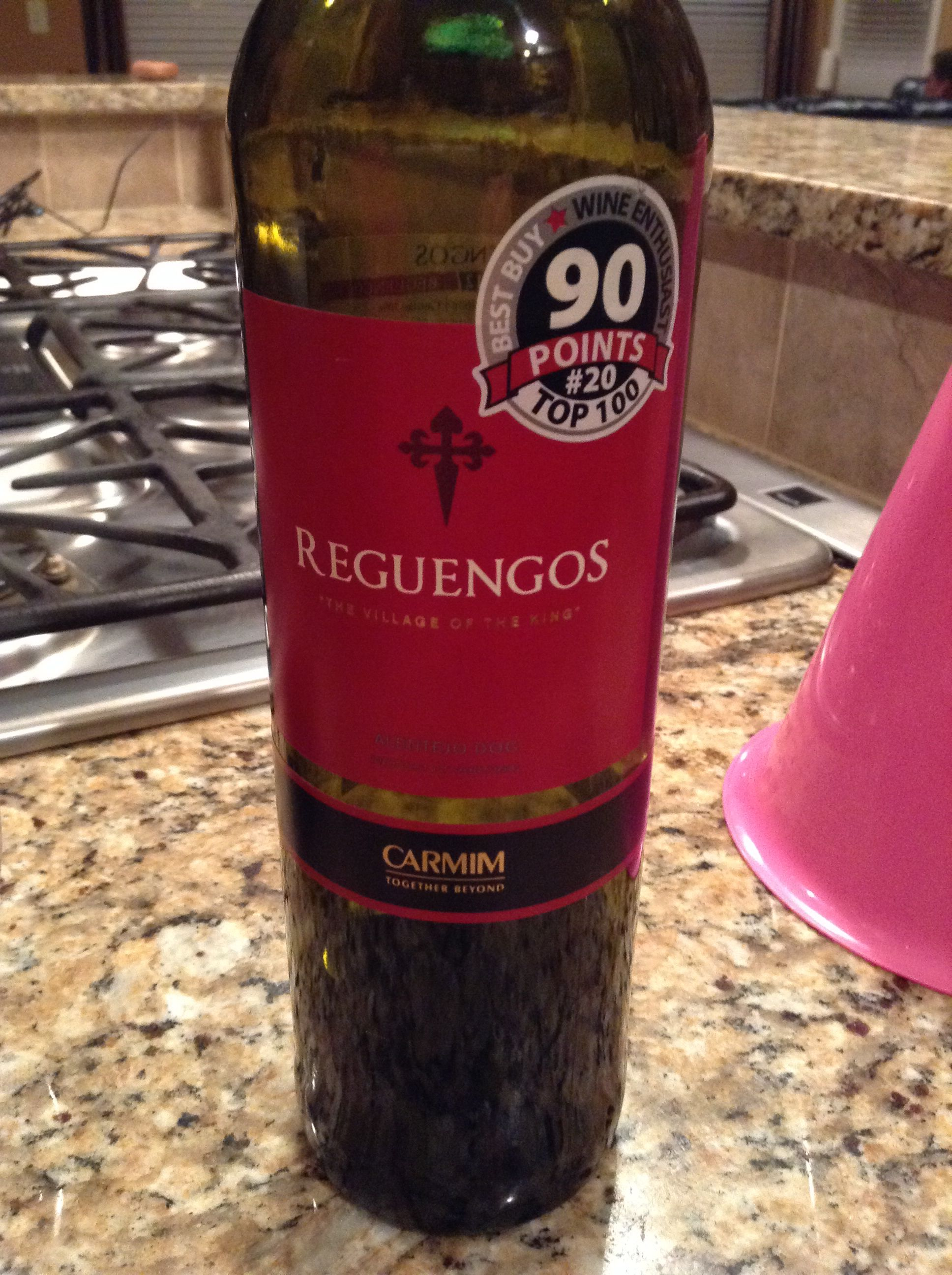 Reguengos Good Wine With A Good Price Point Buy Wine Wine Bottle Red Wine