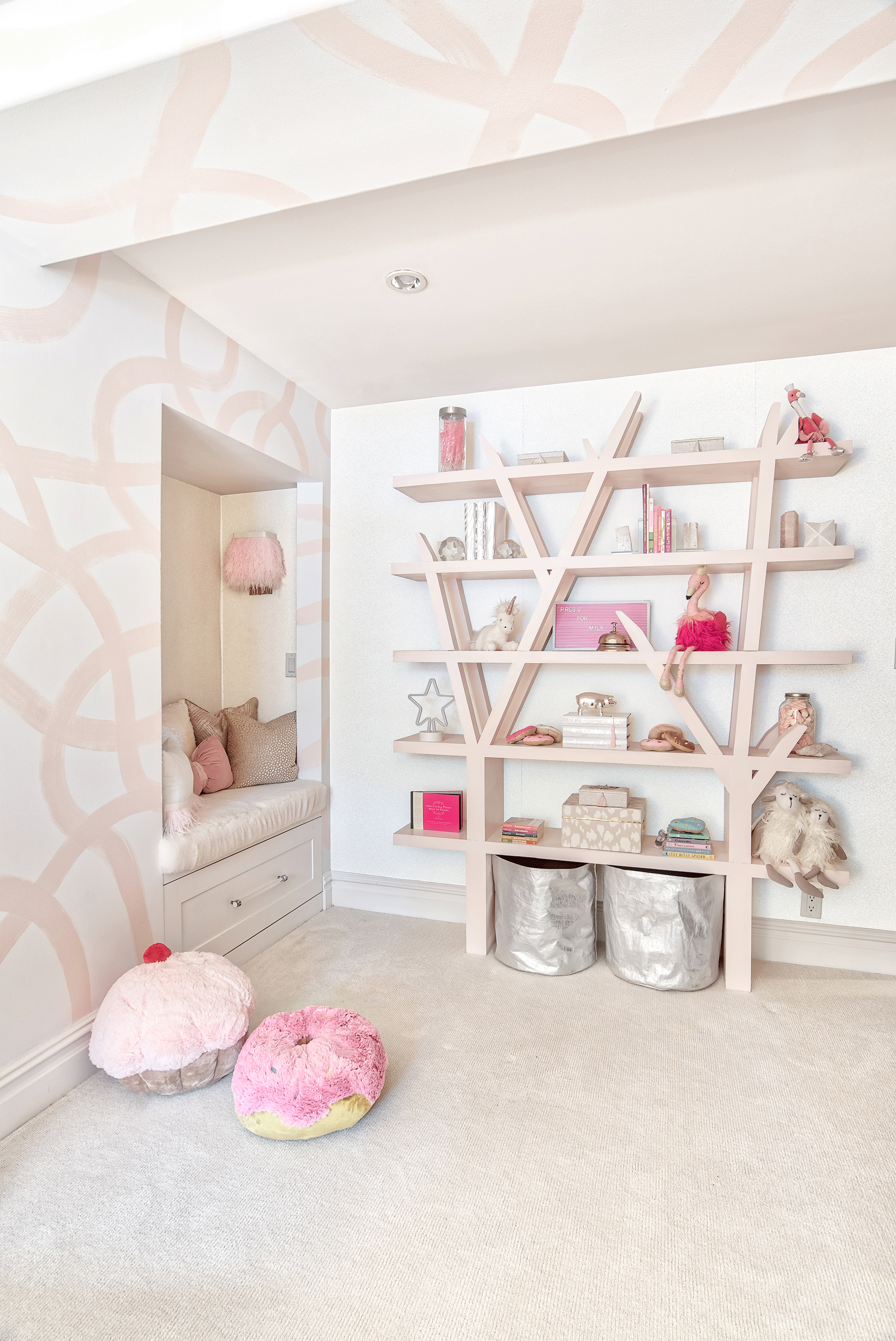 This Girl S Nursery Finds The Perfect Balance Between Cool And Cute Project Nursery Bedroom Decor Room Decor Bedroom Diy