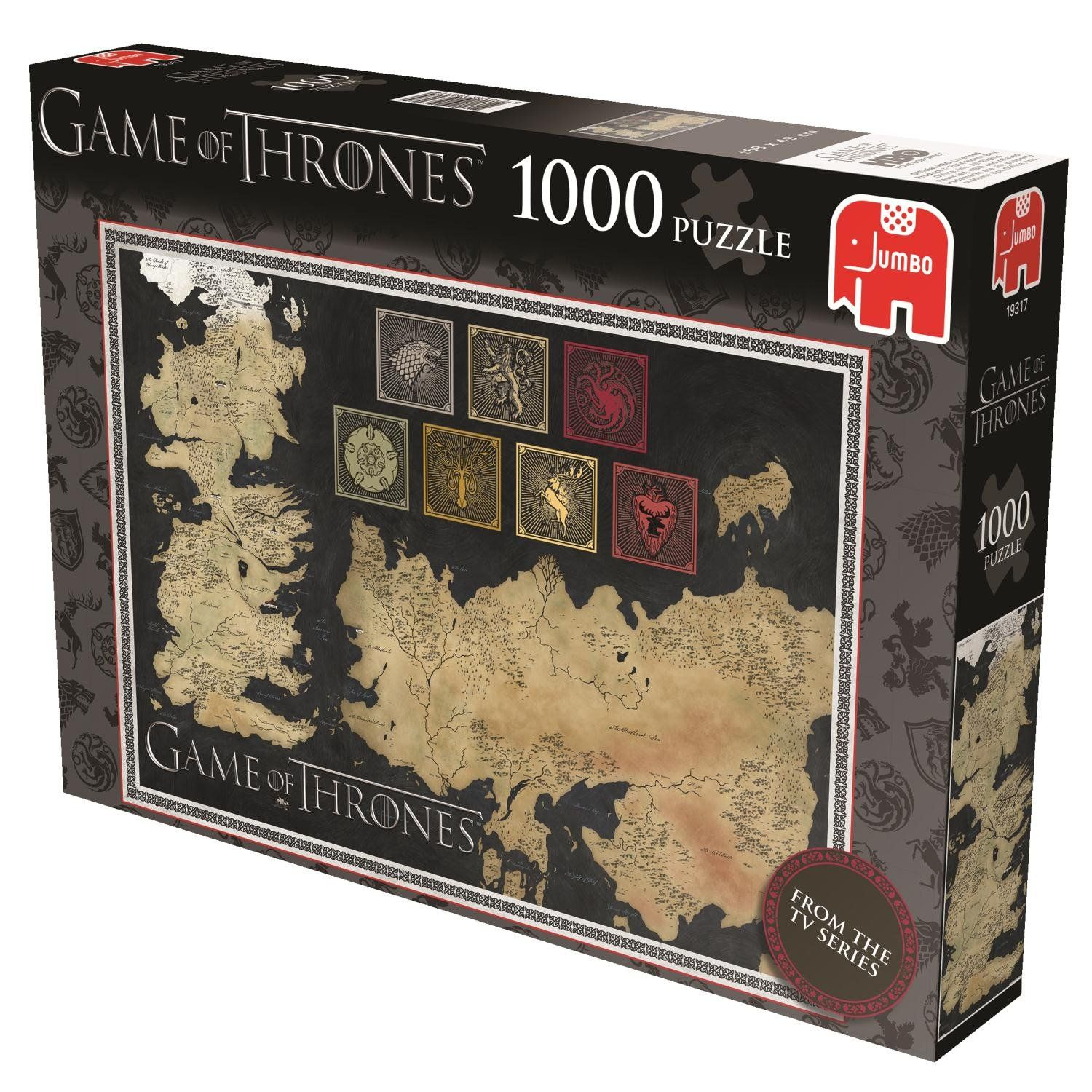 Amazon game of thrones map of the known world jigsaw puzzle amazon game of thrones map of the known world jigsaw puzzle gumiabroncs Images