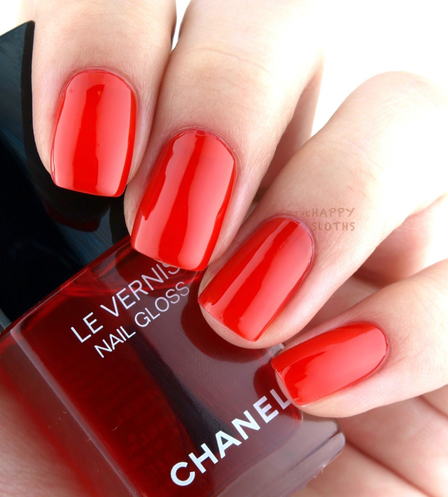 the happy sloths chanel fall 2016 le rouge n 1 collection le vernis nail polishes review and. Black Bedroom Furniture Sets. Home Design Ideas