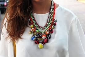 Image result for collares etnicos