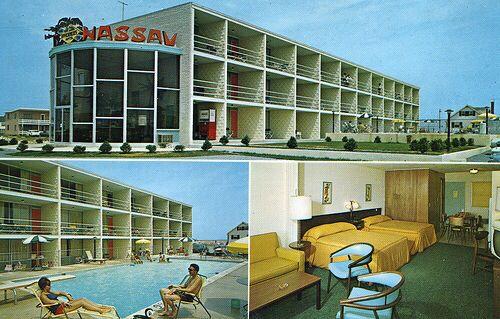Nassau Motel Ocean City Md Gone But Not Forgotten Ocmd Ocean City Md Ocean City Maryland Hotels Ocean City