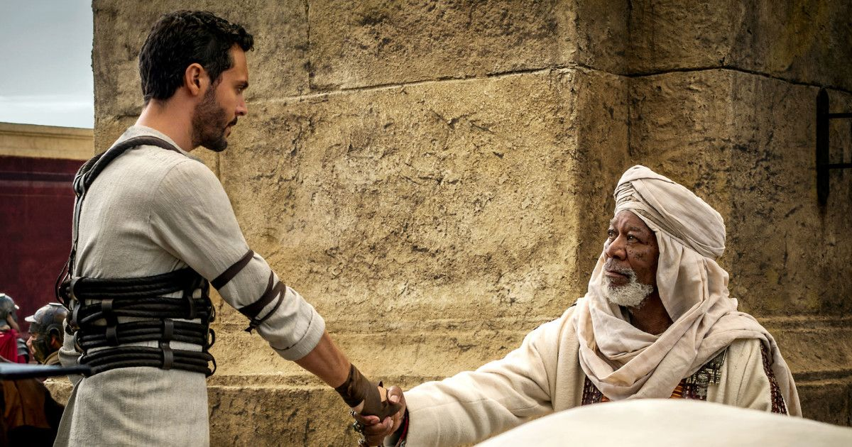 Here's the new trailer for the latest 'Ben-Hur' movie.