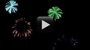 Spectacular fireworks with music (videohive) free after effects.