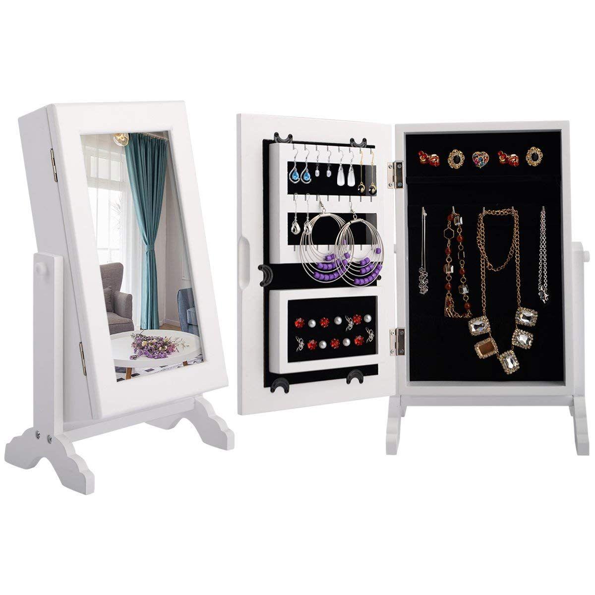 Mini Design Jewelry Cabinet Mirror Jewellery Cabinet Jewelry Cabinet Jewelry Mirror