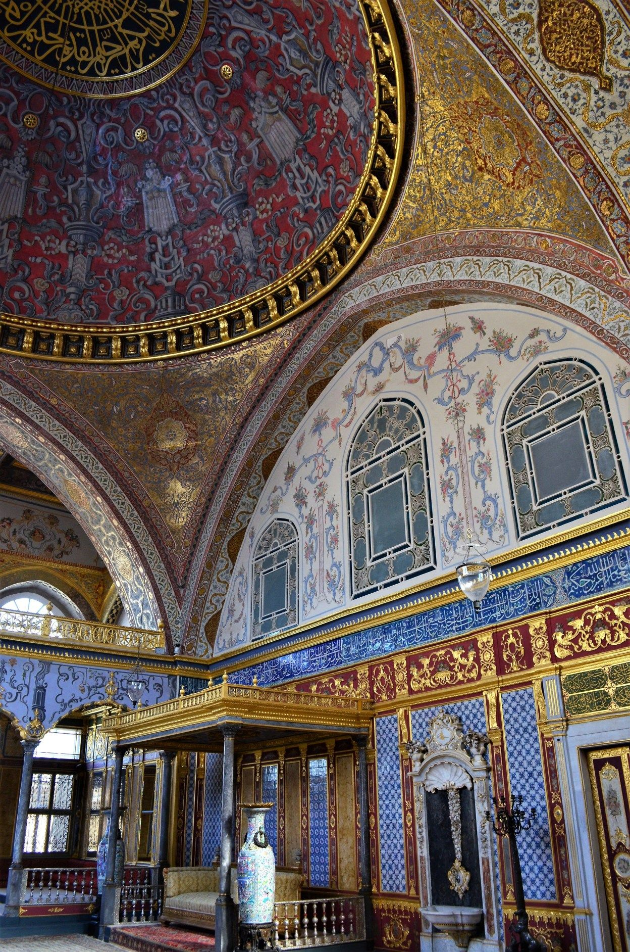 Sleeping With the Sultan Behind the Walls of Istanbul's