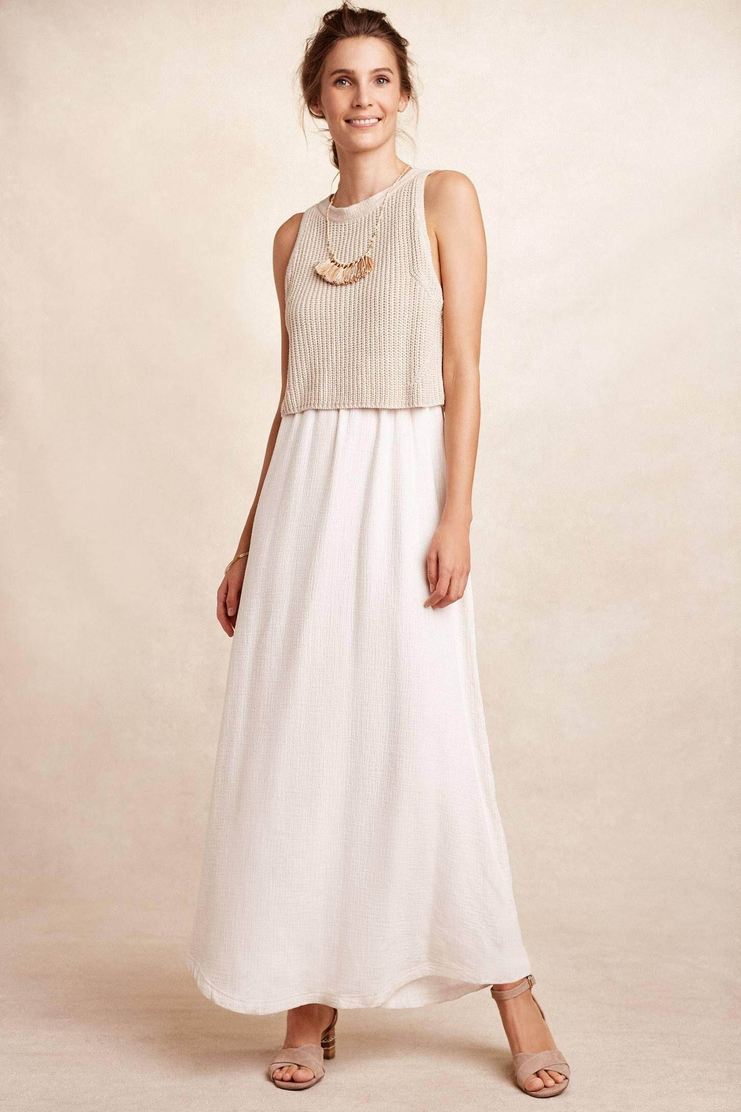 Layered Sandstone Maxi Dress - anthropologie.com  16ceeb1ac3d