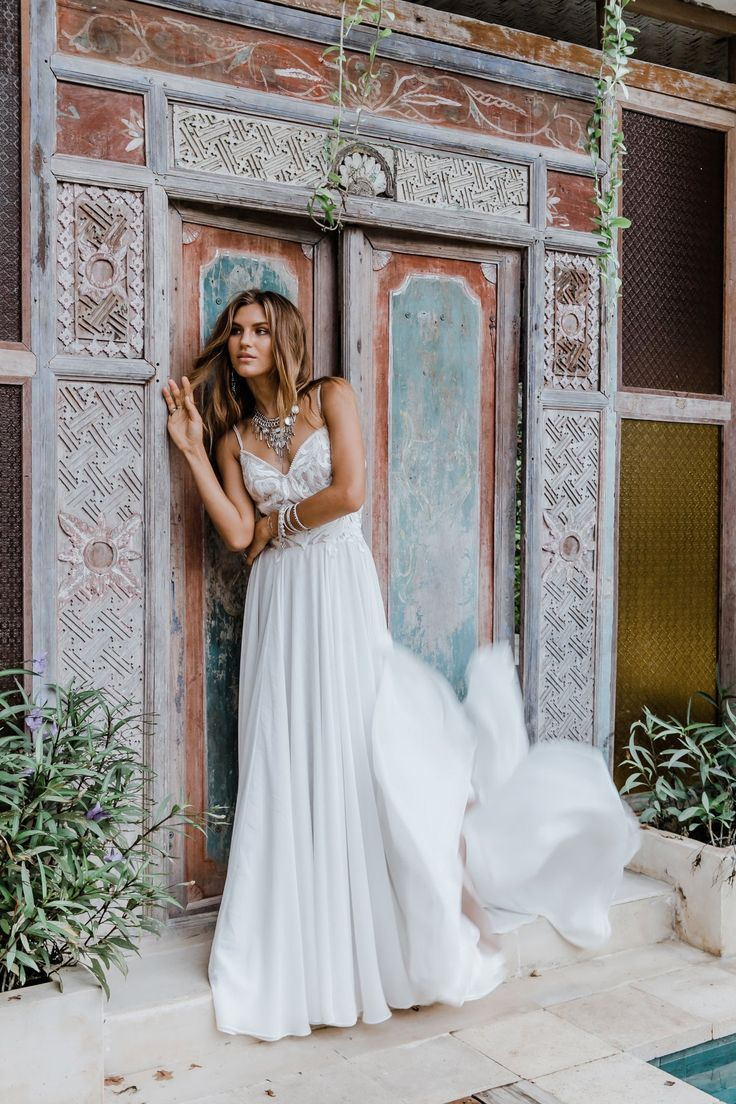 Cali | The GC Bridal Lounge #Couture #bohobride #bohemian ...