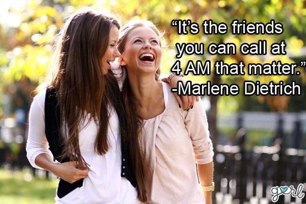 Teenage Girl Friendship Quotes Quotes About Your Best Friend