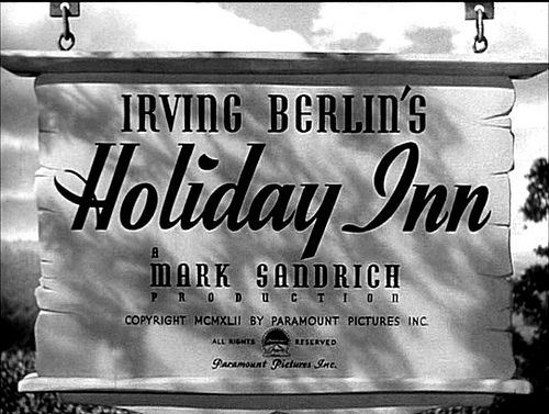 bing crosby first sang white christmas in this movieso one of my - Who Sang White Christmas
