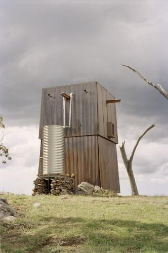 Permanent Camping Casey Brown Architecture To The South