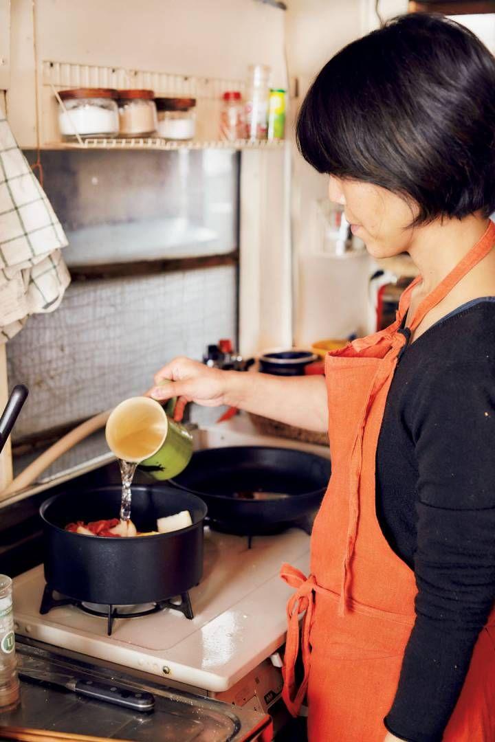 伝説の家政婦 志麻さん直伝 適当でもおいしい料理のコツ レシピ