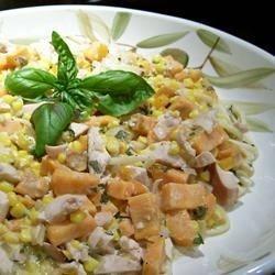 Sweet Potato Chicken Casserole - Allrecipes.com