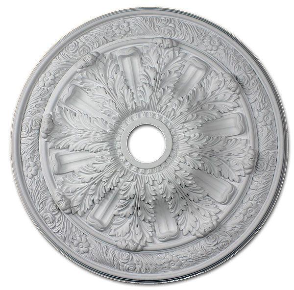 Ceiling Medallion Polyurethane Decorative FDCB 3069